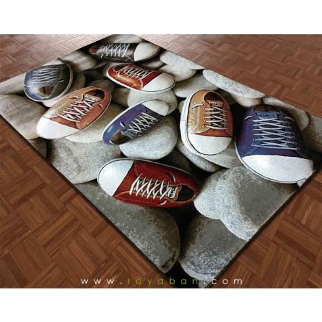 فرش سه بعدی 1.5 متری کد 429