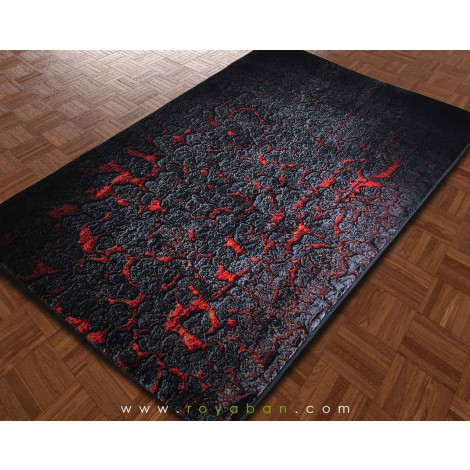 فرش سه بعدی 6 متری مدل ماگما