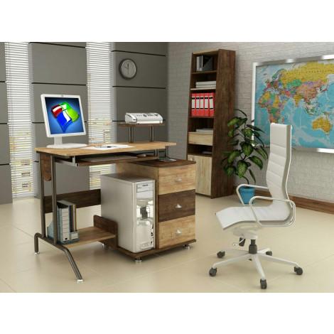 میز کامپیوتر قابل مونتاژ مدل 1105
