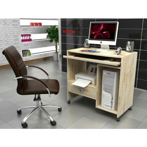 میز کامپیوتر قابل مونتاژ مدل 2002