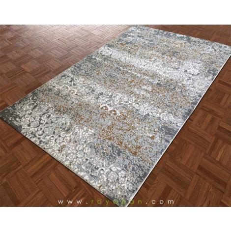 فرش مدرن 1.5 متری کد 6021