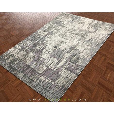 فرش مدرن فانتزی شش متری