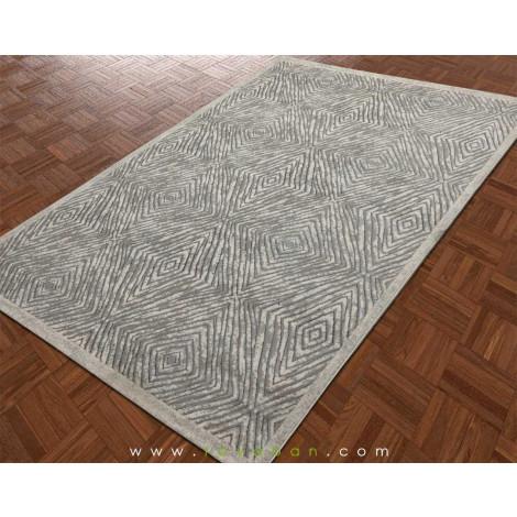 فرش مدرن 1.5 متری کد 5005