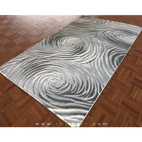 فرش مدرن 1.5 متری کد G0022
