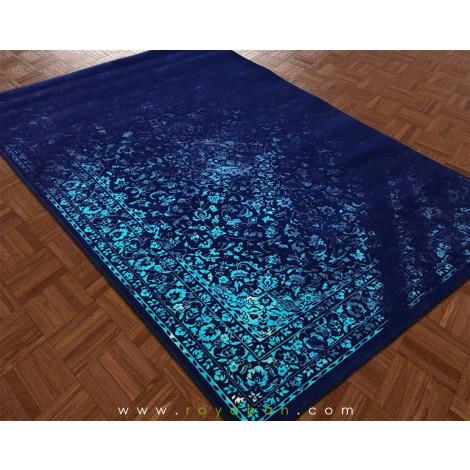 فرش طرح پتینه 1.5 متری کد 1561