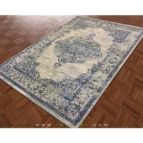 فرش وینتیج 9 متری کد 1320