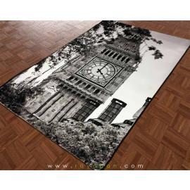 فرش فانتزی 1.5 متری مدل بیگ بن