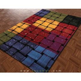 فرش سه بعدی 4 متری کد 285