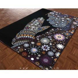فرش فانتزی 4 متری مدل نیایش