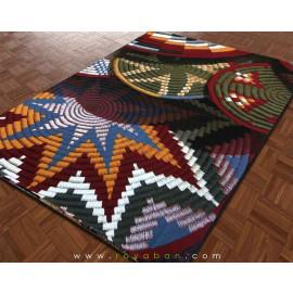 فرش سه بعدی 4 متری کد 425