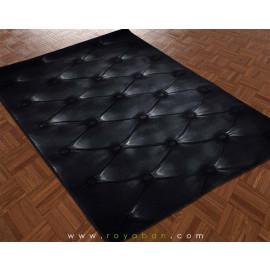 فرش سه بعدی 1.5 متری ساوین مدل لمسه