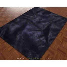 فرش سه بعدی 4 متری ساوین مدل چرم چروک