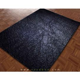 فرش سه بعدی 1.5 متری ساوین مدل پوست