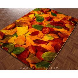فرش سه بعدی 4 متری ساوین مدل پاییز
