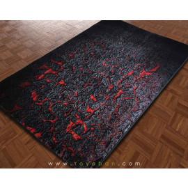 فرش سه بعدی 1.5 متری مدل ماگما