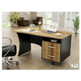 میز کارمندی قابل مونتاژ مدل K140
