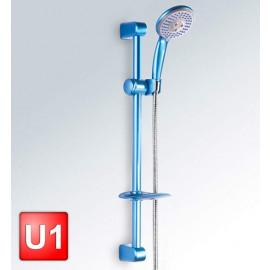 علم یونیکا گرانا مدل U1 - آبی
