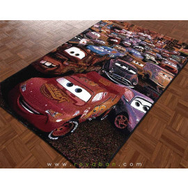 فرش کودک 1.5 متری مدل مک کویین
