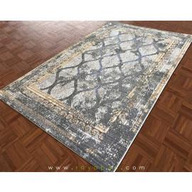 فرش مدرن 1.5 متری کد 1308