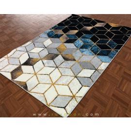 فرش مدرن 1.5 متری کد 4043