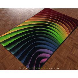 فرش سه بعدی 4 متری کد 158
