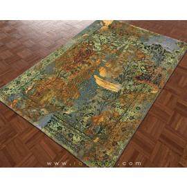فرش پتینه 4 متری کد 1568