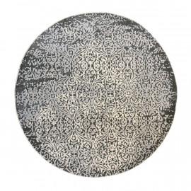 فرش مدرن گرد 1.5 متری کد 5001