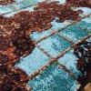 فرش وینتیج مدل حوض ماهی کد ۷۳۴