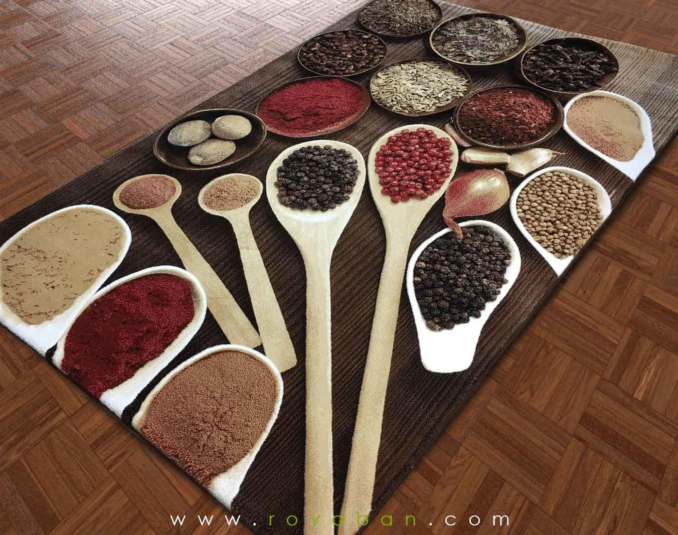 مدلهای گلیم فرش آشپزخانه